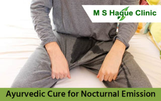 Ayurvedic Cure for Nocturnal Emission